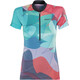Craft Velo Art Jersey Women Galactic/Dahlia